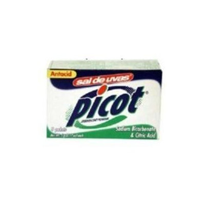 Picot Antacid Effervescent Powder With Sodium Bicarbonate And Citric