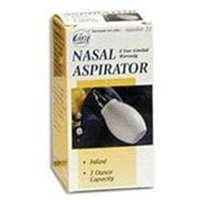 Cara Nasal Aspirator Nasal Aspirator For Infant By Cara 22 - 1 Ea