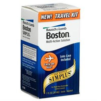 Boston SIMPLUS Multi-Action Solution Travel Kit