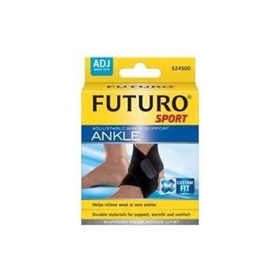 Futuro Sport Adjustable Ankle Support, Neoprene, Black - 1 Ea