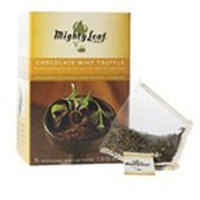 Mighty Leaf - Herbal Infusion Chocolate Mint Truffle - 15 Tea Bags
