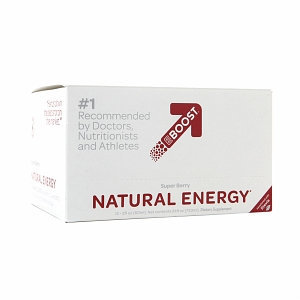 EBOOST Natural Energy Shots