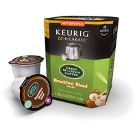 Keurig Green Mountain Coffee Breakfast Blend Decaf Light Roast Coffee