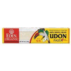 Eden Foods Organic Udon Whole Grain Pasta - 8 oz