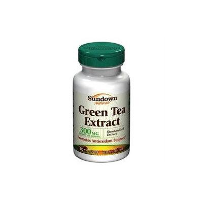 Sundown Green Tea Extract 300 Mg Capsules - 50 Each