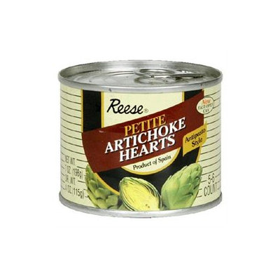 Reese Petite Artichoke Hearts, 7 oz, - Pack of 12