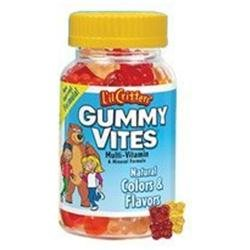 Lil Critters Vitamins Lil Critters Gummy Vites, Multivitamin And Mineral Formula For Kids