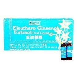 Superior Trading Co. Eleuthero Ginseng Extract 10/10 Cc