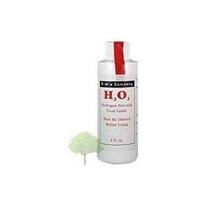 Ow Company O-W & Company - H2O2 Hydrogen Peroxide Food Grade 12 - 4 oz.