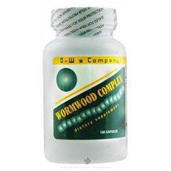 Ow Company O-W & Company - Bionics - Wormwood Comp 500 mg. - 100 Capsules