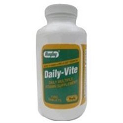 Rugby Vitamins Rugby Daily Multi Vitamin Tablets - 1000 Ea