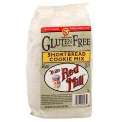 Bob's Red Mill - Shortbread Cookie Mix Gluten Free - 21 oz.