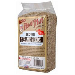 Bob's Red Mill - Sesame Seeds Brown - 16 oz.