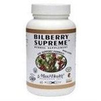 Bilberry Supreme, 60 Capsules, Maxi-Health Research (MaxiHealth)