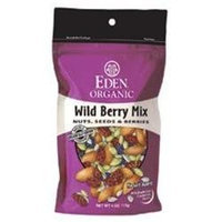 Eden Foods Wild Berry Mix, 4-Ounce (Pack of 15)