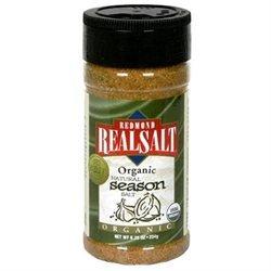 Redmond Realsalt Organic Natural Season Salt