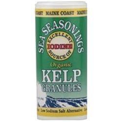 Maine Coast Sea Vegetables, Sea Seasonings, Organic Kelp Granules, 1.