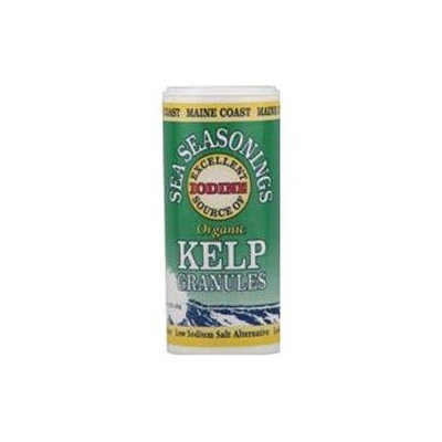 Maine Coast Sea Vegetables, Sea Seasonings, Organic Kelp Granules, 1.