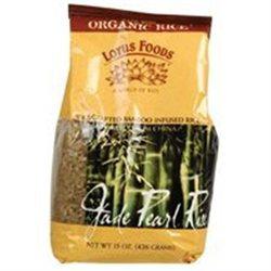 Lotus Foods Rice Jade Pearl, 15 oz