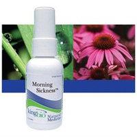 King Bio - Homeopathic Natural Medicine Morning Sickness - 2 oz.