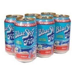 Blue Sky Herbal, Cola, 6 x 12.00 OZ (Pack of 4)