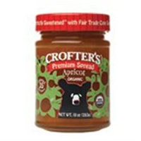 Crofters Organic Fruit Spread Apricot - 10 oz