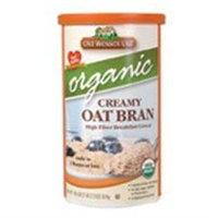 Old Wessex Ltd. - Creamy Oat Bran Cereal Organic - 18.5 oz.