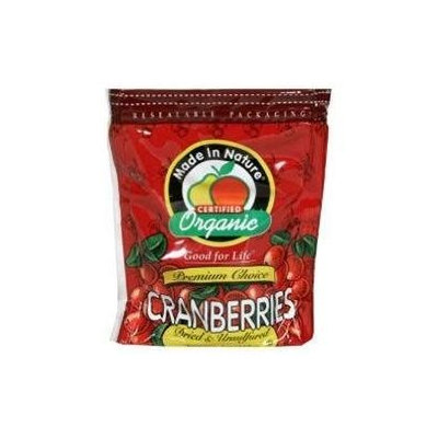 Made In Nature, Organic Cranberries, 4 Oz (113 G)