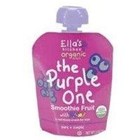 Ella's Kitchen Smoothie Fruit - The Purple One - 7 pk