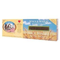 Hodgson Mill Whole Wheat Spinach Spaghetti - 16 oz