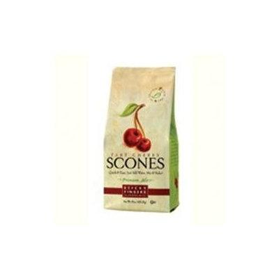 Sticky Fingers Bakeries English Scones Premium Mix Tart Cherry - 15 oz