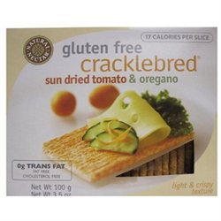Natural Nectar Sundried Tomato Oregano Cracklebred 3.5 Oz Pack of 12