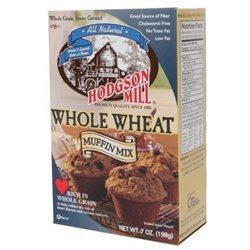 Hodgson Mill Whole Wheat Muffin Mix - 7 oz