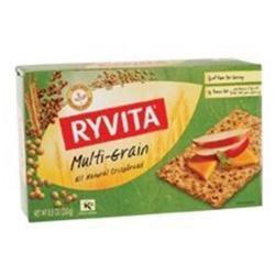 Ryvita Multigrain Crispbread 8.8 Oz Pack of 10