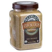RiceSelect Texmati Organic Whole Wheat Couscous - 4 Jars (31.7 oz ea)