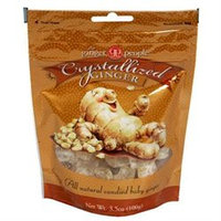 Ginger People Crystallized Ginger Candy - 3.5 oz