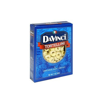 DaVinci Tortellini, 7 Ounce Boxes (Pack of 12)