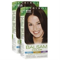 Clairol Balsam Color 615 Dark Brown (pack Of 3)