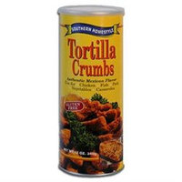 Southern Homestyle Tortilla Crumbs - 6 Canisters (12 oz ea)