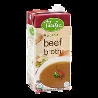 Pacific Organic Beef Broth