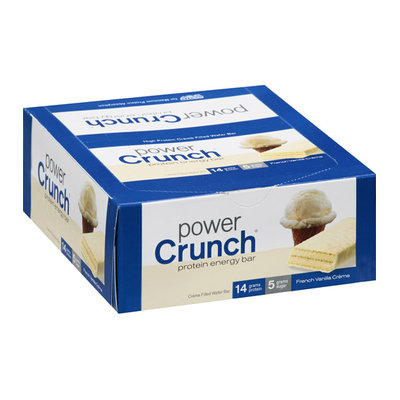 Power Crunch French Vanilla Creme Protein Energy Bar