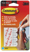 3M Command Adhesive Poster Strips