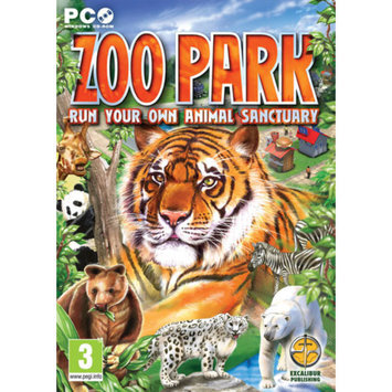 Digital Interactive Excalibur Publishing Zoo Park PC