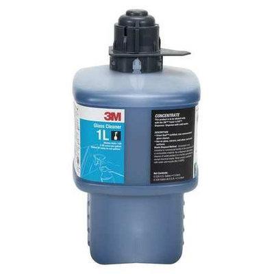 3M 1L Glass Cleaner Concentrate, Black Cap, 2 Liter