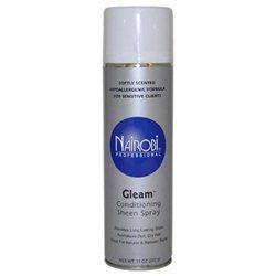 Nairobi Gleam Conditioning Sheen Spray 11 oz Hair Spray
