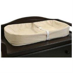 La Baby L.A. Baby Four-Sided Organic Cotton Changing Pad - 32-In.