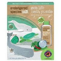 Health Science Labs ES1852C Endangered Species Small Puzzle Bath Set Sea Life
