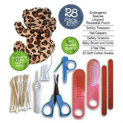 Health Science Labs Endangered Species Groom Me Baby Essential-Wild Cat-1-Kit