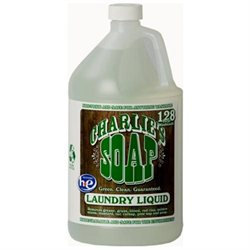 Charlie's Soap Laundry Liquid Gallon 128 Washes