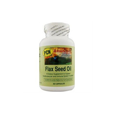 Frontier FoodScience of Vermont - Flax Seed Oil - 90 Capsules